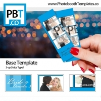 Base Template - 3-up-Strips Type1