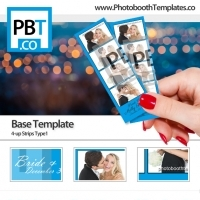 Base Template - 4-up-Strips Type1