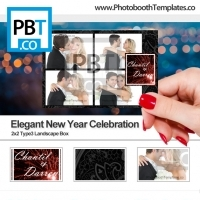 Elegant New Year Celebration