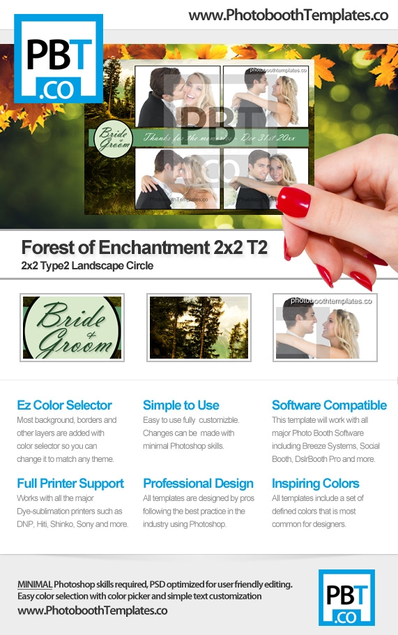 Forest Of Enchantment 2x2 T2