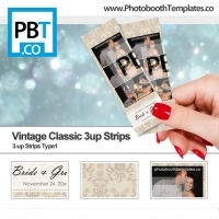 Vintage Classic 3up Strips