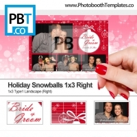 Holiday Snowballs 1x3 Right