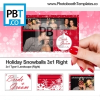 Holiday Snowballs 3x1 Right