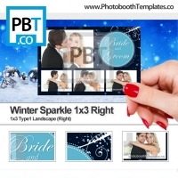 Winter Sparkle 1x3 Right