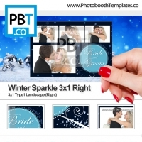 Winter Sparkle 3x1 Right