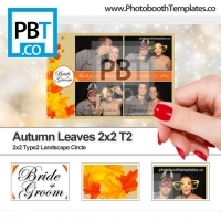 Autumn Leaves 2x2 T2