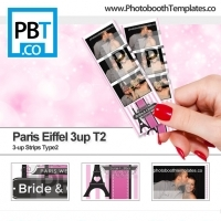 Paris Eiffel 3up T2