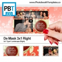 De Mask 3x1 Right