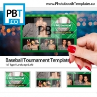 BASEBALL TOURNAMENT - 1x3 TYPE1