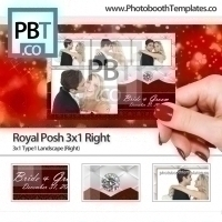 Royal Posh 3x1 Right